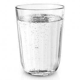 Eva Solo Set fazetových sklenic 34 cl 4 kusy