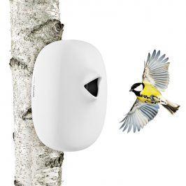 Eva Solo Keramická ptačí budka bílá