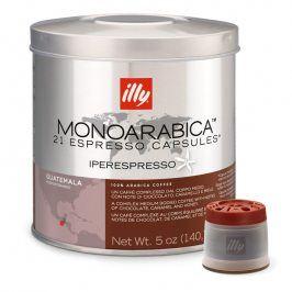 illy Kávové kapsle iperEspresso MonoArabica Guatemala 21 ks