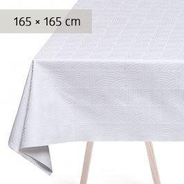 GEORG JENSEN DAMASK Ubrus white 165 × 165 cm NANNA DITZEL