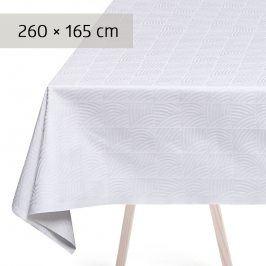 GEORG JENSEN DAMASK Ubrus white 260 × 165 cm NANNA DITZEL