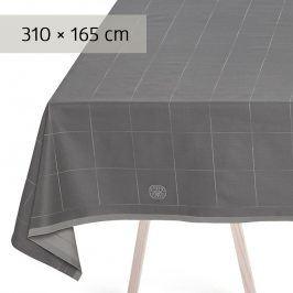 GEORG JENSEN DAMASK Ubrus winter grey 310 × 165 cm ENGESVIK