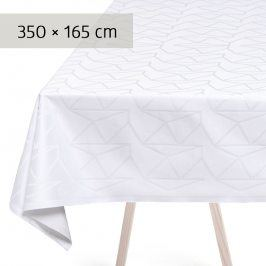 GEORG JENSEN DAMASK Ubrus white 350 × 165 cm ARNE JACOBSEN