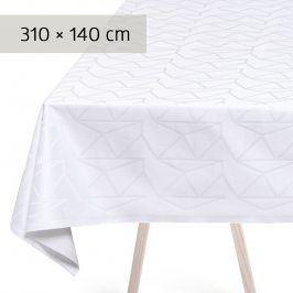 GEORG JENSEN DAMASK Ubrus white 310 × 140 cm ARNE JACOBSEN