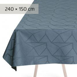 GEORG JENSEN DAMASK Ubrus dusty blue 240 × 150 cm ARNE JACOBSEN