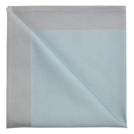 GEORG JENSEN DAMASK Ubrousek blue shimmer 50 × 50 cm