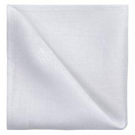 GEORG JENSEN DAMASK Ubrousek white 45 × 45 cm PLAIN