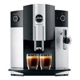 JURA Plnoautomatický kávovar IMPRESSA C65 Platinum/Black