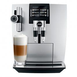 JURA Plnoautomatický kávovar J90 Brilliant silver