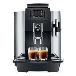 JURA Plnoautomatický kávovar WE8 Chrome