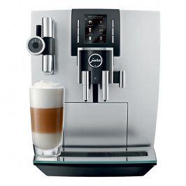 JURA Plnoautomatický kávovar J6 Brilliant silver
