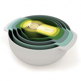 Joseph Joseph Sada stohovatelných mís a odměrek Opal Nest™ 9 Plus