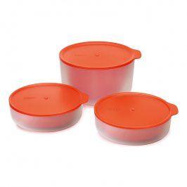 Joseph Joseph Sada dvoustěnných nádob pro ohřev v mikrovlnné troubě 3dílná M-Cuisine™