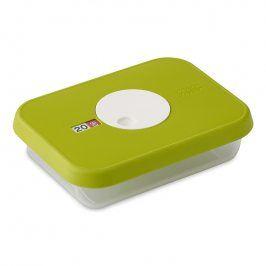 Joseph Joseph Krabička na potraviny s datem 0,7 l zelená Dial™