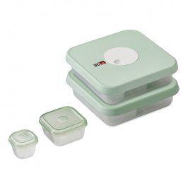 Joseph Joseph Sada krabiček pro kojenecká jídla 15dílná Stage 1+2 Dial™ Baby