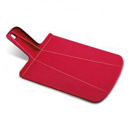 Joseph Joseph Skládací krájecí prkénko červené Chop2Pot™ Small