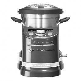 KitchenAid Varný robot Artisan stříbřitě šedá