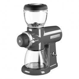 KitchenAid Kávomlýnek Artisan stříbřitě šedá