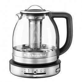 KitchenAid Rychlovarná konvice na čaj 1,5 l Artisan skleněná