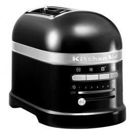 KitchenAid Toustovač na 2 plátky Artisan černá