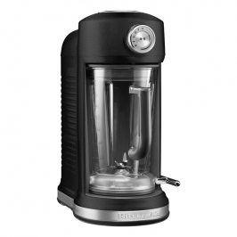 KitchenAid Stolní mixér s magnetickým pohonem Artisan černá litina