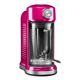KitchenAid Stolní mixér s magnetickým pohonem Artisan malinová zmrzlina