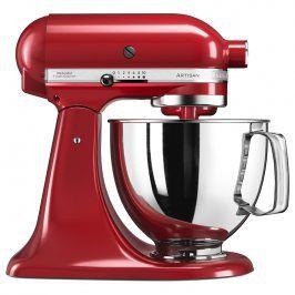 KitchenAid Kuchyňský robot Artisan 125 s mísou 4,8 l královská červená