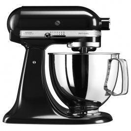 KitchenAid Kuchyňský robot Artisan 125 s mísou 4,8 l černá