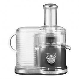KitchenAid Odstředivý odšťavňovač Artisan stříbřitě šedá