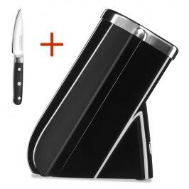 KitchenAid Blok na nože černá