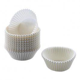 KAISER Papírové košíčky na mini muffiny bílé 200 ks Muffin World