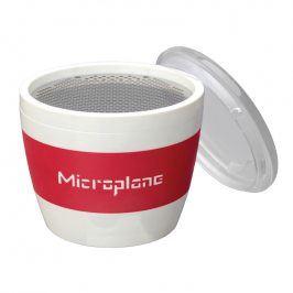 Microplane Struhadlo na koření Spice Cup červené Specialty