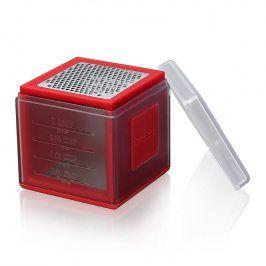 Microplane Multifunkční struhadlo Cube červené Specialty