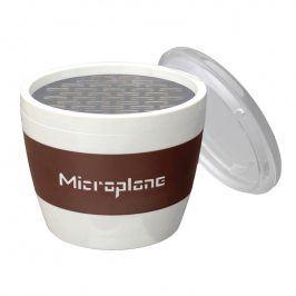 Microplane Struhadlo na čokoládu Chocolate Cup hnědé Specialty