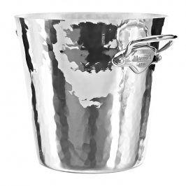 MAUVIEL Hliníková tepaná chladicí nádoba na sekt Ø 20 cm