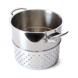 MAUVIEL Nerezová vložka na vaření těstovin Ø 24 cm