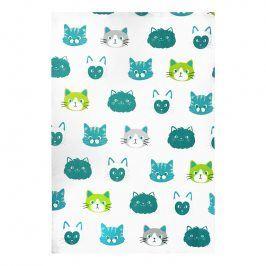 MÜkitchen Kuchyňská utěrka/ručník MÜincotton® cats