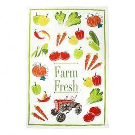 MÜkitchen Kuchyňská utěrka/ručník MÜincotton® farm fresh