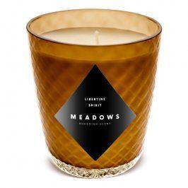 Meadows Vonná svíčka Libertine Spirit mini jantarová