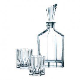 Nachtmann Whisky set 3 kusy Aspen