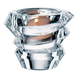 Nachtmann Set 2 svícnů na čajové svíčky Slice