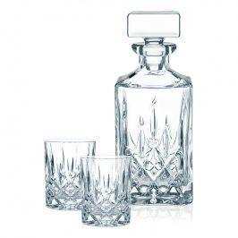 Nachtmann Whisky set 3 kusy Noblesse