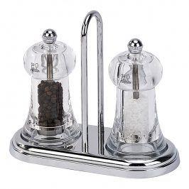 Peugeot Set mlýnků na pepř a sůl akryl 11 cm BRASSERIE