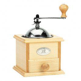Peugeot SALVADOR mlýnek na kávu z bukového dřeva