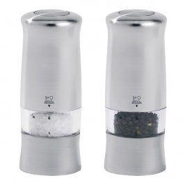 Peugeot Dárkový set elektrických mlýnků na pepř a sůl ZELI