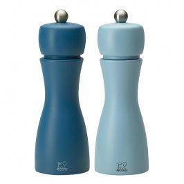 Peugeot Set mlýnků na pepř a sůl léto TAHITI, bukové dřevo 15 cm