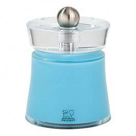 Peugeot Mlýnek na sůl světle modrý 8 cm BALI