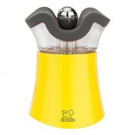 Peugeot Kombinovaný mlýnek na pepř se slánkou žlutý PEP´S