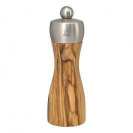Peugeot Mlýnek na pepř FIDJI olivové dřevo/nerez 15 cm
