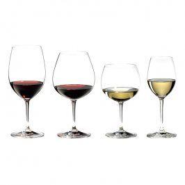 Riedel Tasting Set Vinum - 4 různé sklenice